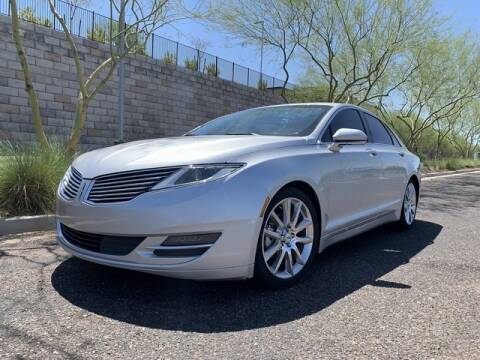2015 Lincoln MKZ Hybrid for sale at AUTO HOUSE TEMPE in Tempe AZ
