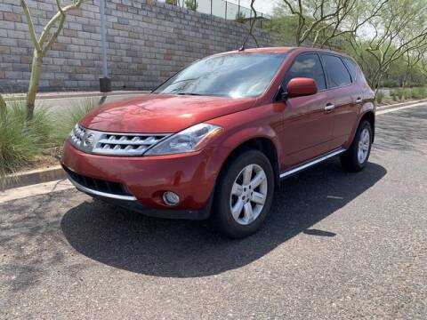 2006 Nissan Murano for sale at AUTO HOUSE TEMPE in Tempe AZ