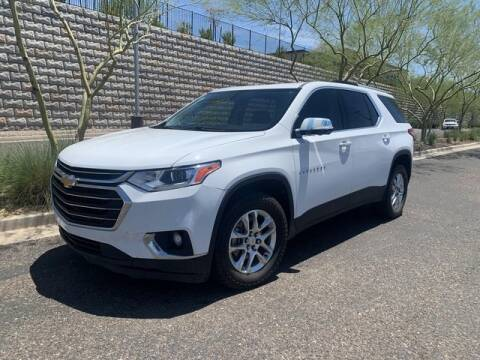 2018 Chevrolet Traverse for sale at AUTO HOUSE TEMPE in Tempe AZ