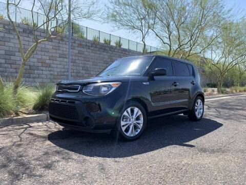 2015 Kia Soul for sale at AUTO HOUSE TEMPE in Tempe AZ