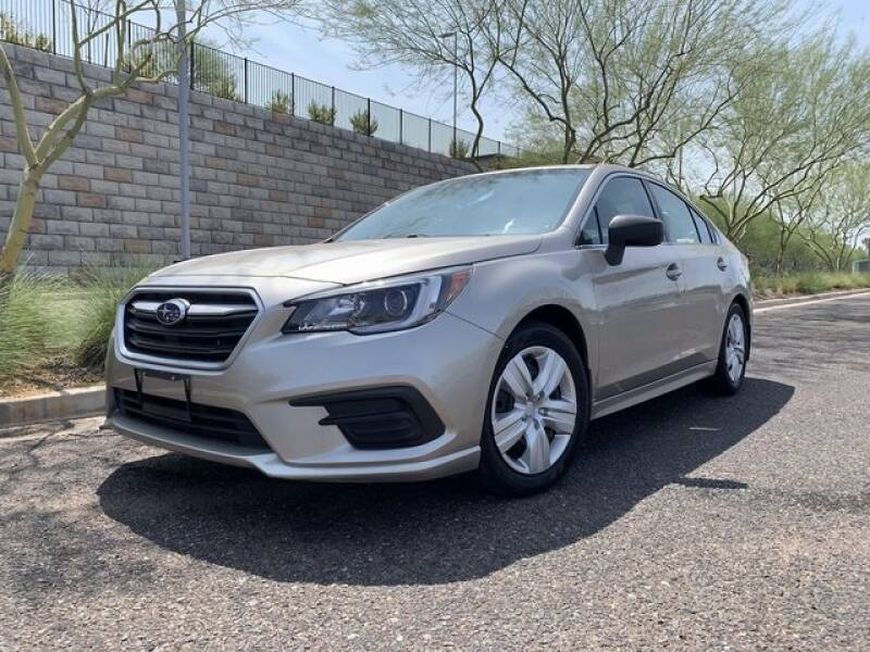 2019 Subaru Legacy for sale at AUTO HOUSE TEMPE in Tempe AZ