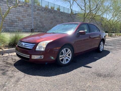 2006 Ford Fusion for sale at AUTO HOUSE TEMPE in Tempe AZ