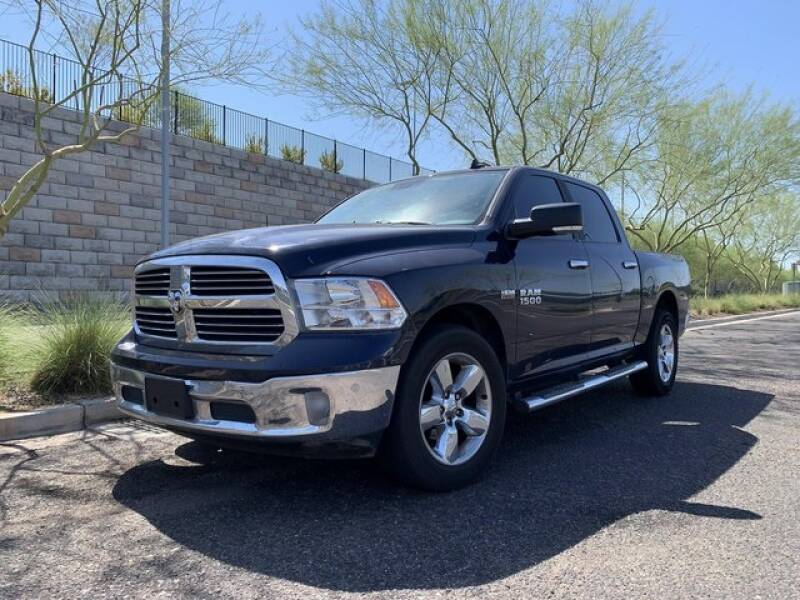 2017 RAM Ram Pickup 1500 for sale at AUTO HOUSE TEMPE in Tempe AZ