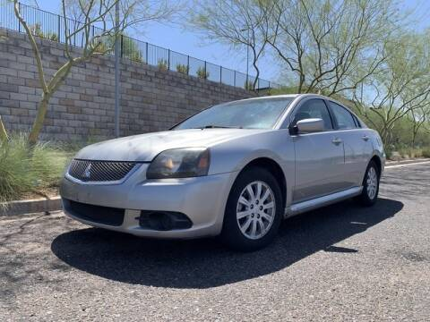 2010 Mitsubishi Galant for sale at AUTO HOUSE TEMPE in Tempe AZ