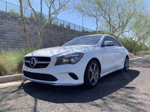 2018 Mercedes-Benz CLA for sale at AUTO HOUSE TEMPE in Tempe AZ