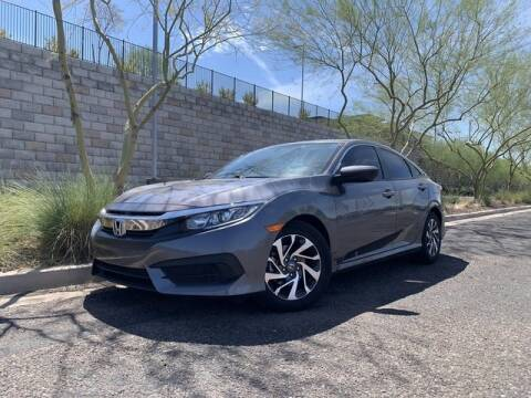 2016 Honda Civic for sale at AUTO HOUSE TEMPE in Tempe AZ