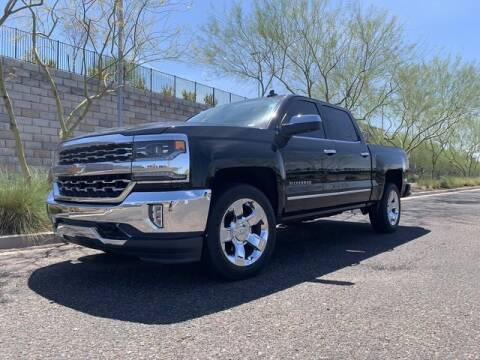 2017 Chevrolet Silverado 1500 for sale at AUTO HOUSE TEMPE in Tempe AZ