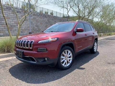 2016 Jeep Cherokee for sale at AUTO HOUSE TEMPE in Tempe AZ