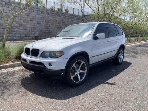 2005 BMW X5 for sale at AUTO HOUSE TEMPE in Tempe AZ