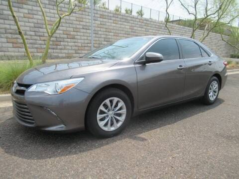 2016 Toyota Camry for sale at AUTO HOUSE TEMPE in Tempe AZ
