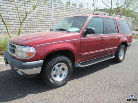 2000 Ford Explorer for sale at AUTO HOUSE TEMPE in Tempe AZ