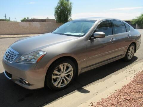 2009 Infiniti M35 for sale at AUTO HOUSE TEMPE in Tempe AZ