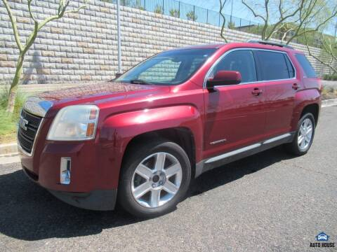 2010 GMC Terrain for sale at AUTO HOUSE TEMPE in Tempe AZ