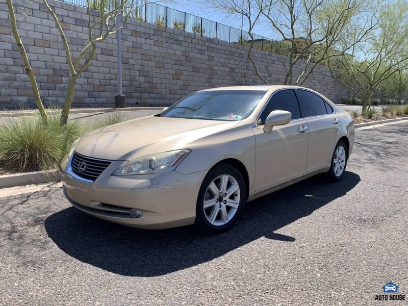 2007 Lexus ES 350 for sale at AUTO HOUSE TEMPE in Tempe AZ