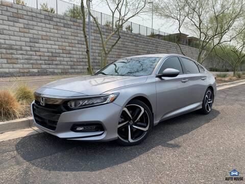 2018 Honda Accord for sale at AUTO HOUSE TEMPE in Tempe AZ