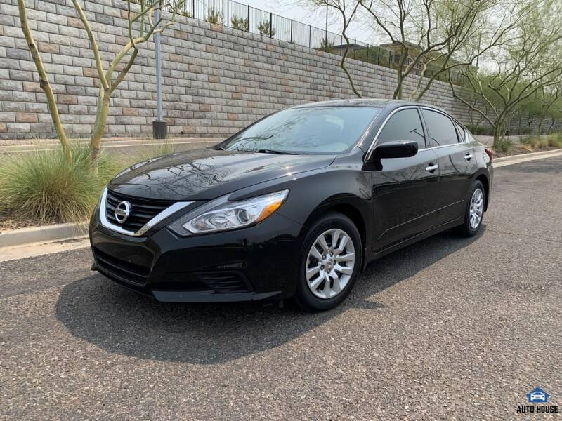 2018 Nissan Altima for sale at AUTO HOUSE TEMPE in Tempe AZ