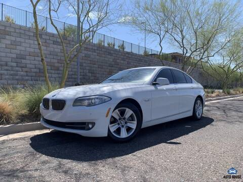 2013 BMW 5 Series for sale at AUTO HOUSE TEMPE in Tempe AZ