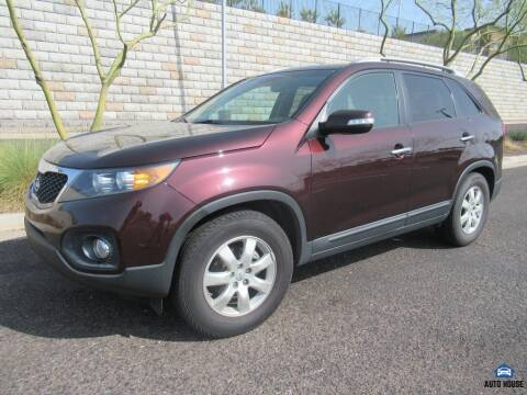 2012 Kia Sorento for sale at AUTO HOUSE TEMPE in Tempe AZ