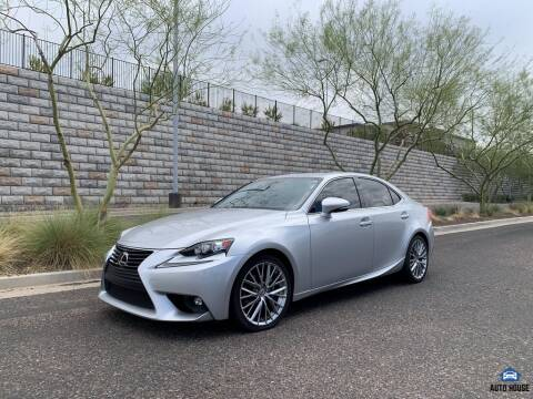 2015 Lexus IS 250 for sale at AUTO HOUSE TEMPE in Tempe AZ