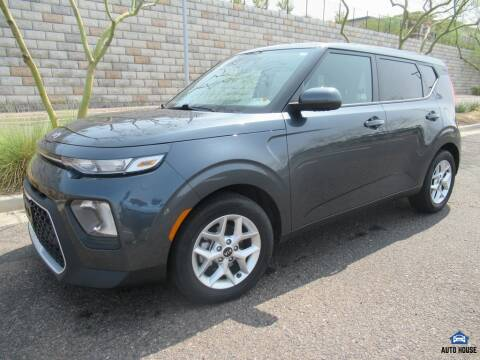 2020 Kia Soul for sale at AUTO HOUSE TEMPE in Tempe AZ
