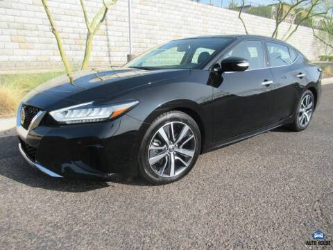 2019 Nissan Maxima for sale at AUTO HOUSE TEMPE in Tempe AZ