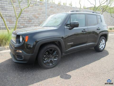 2017 Jeep Renegade for sale at AUTO HOUSE TEMPE in Tempe AZ