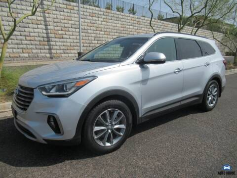2017 Hyundai Santa Fe for sale at AUTO HOUSE TEMPE in Tempe AZ