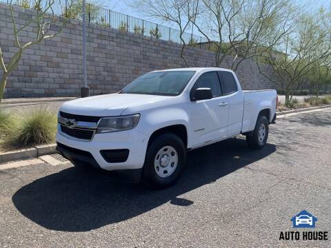 2016 Chevrolet Colorado for sale at AUTO HOUSE TEMPE in Tempe AZ