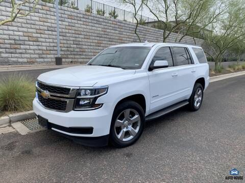2016 Chevrolet Tahoe for sale at AUTO HOUSE TEMPE in Tempe AZ