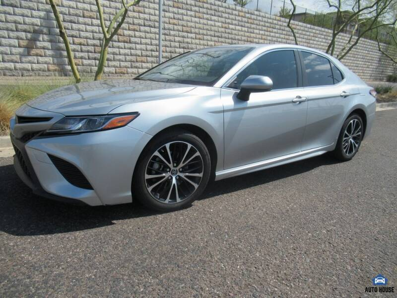 2018 Toyota Camry for sale at AUTO HOUSE TEMPE in Tempe AZ
