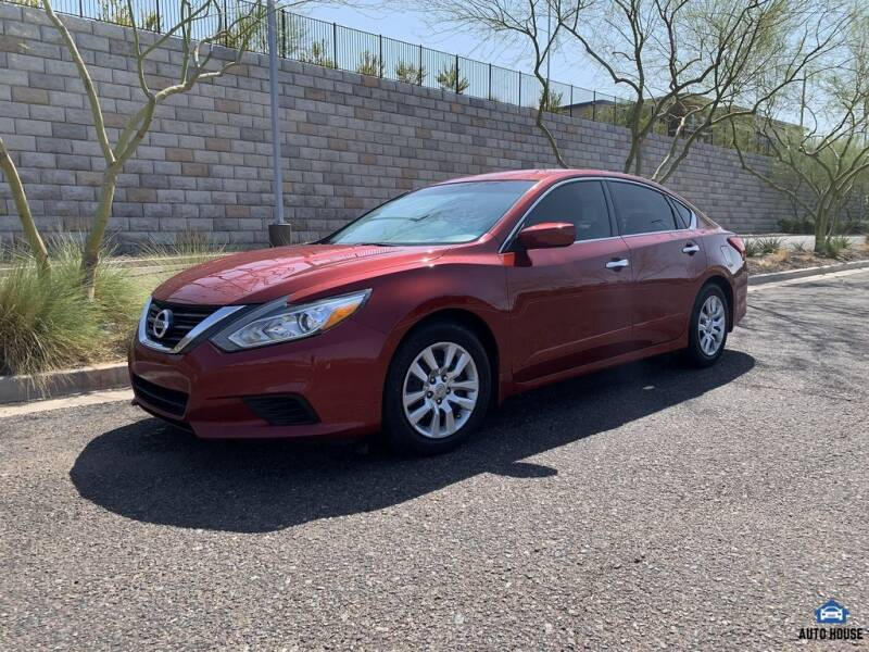 2016 Nissan Altima for sale at AUTO HOUSE TEMPE in Tempe AZ