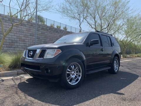 2006 Nissan Pathfinder for sale at AUTO HOUSE TEMPE in Tempe AZ