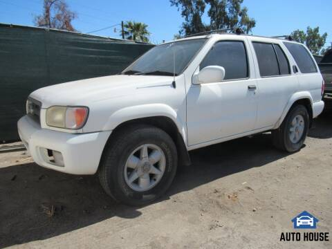 1999 Nissan Pathfinder for sale at AUTO HOUSE TEMPE in Tempe AZ