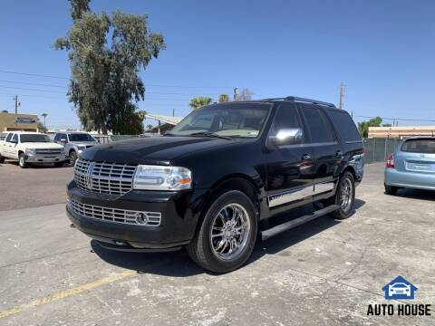 2007 Lincoln Navigator for sale at AUTO HOUSE TEMPE in Tempe AZ