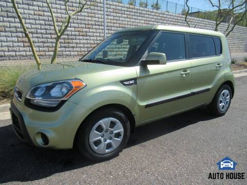 2013 Kia Soul for sale at AUTO HOUSE TEMPE in Tempe AZ