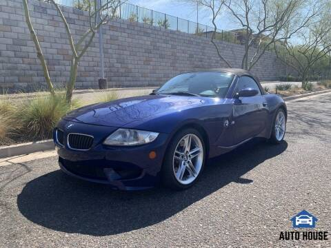2006 BMW Z4 M for sale at AUTO HOUSE TEMPE in Tempe AZ