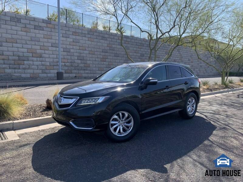 2016 Acura RDX for sale at AUTO HOUSE TEMPE in Tempe AZ