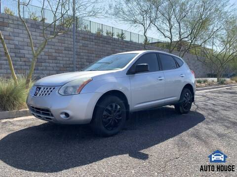 2010 Nissan Rogue for sale at AUTO HOUSE TEMPE in Tempe AZ