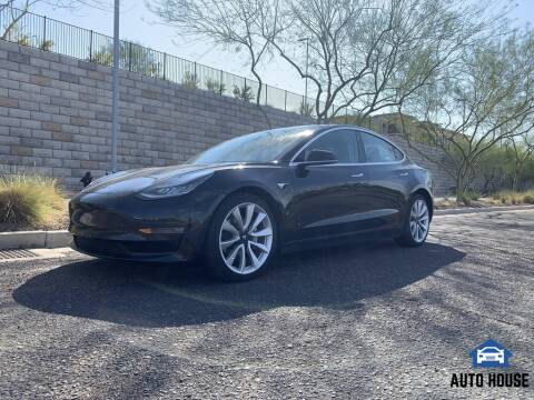 2018 Tesla Model 3 for sale at AUTO HOUSE TEMPE in Tempe AZ