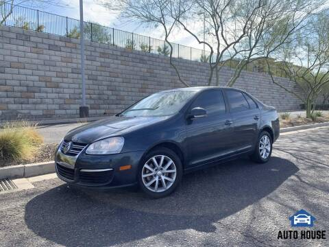 2010 Volkswagen Jetta for sale at AUTO HOUSE TEMPE in Tempe AZ