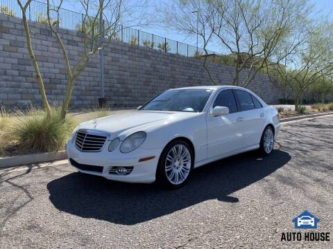 2008 Mercedes-Benz E-Class for sale at AUTO HOUSE TEMPE in Tempe AZ