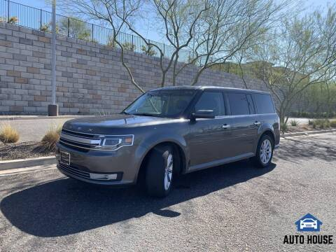 2016 Ford Flex for sale at AUTO HOUSE TEMPE in Tempe AZ