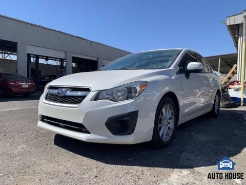 2013 Subaru Impreza for sale at AUTO HOUSE TEMPE in Tempe AZ