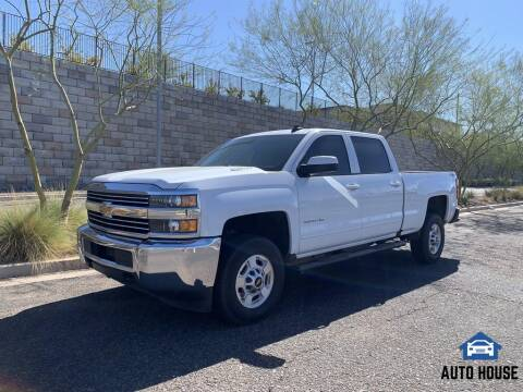 2016 Chevrolet Silverado 2500HD for sale at AUTO HOUSE TEMPE in Tempe AZ
