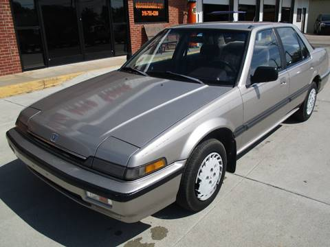 1989 Honda Accord For Sale Connecticut  Carsforsalecom