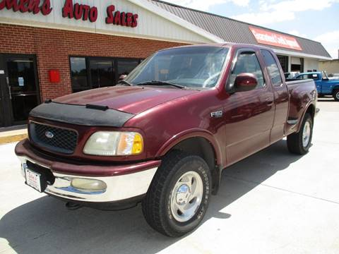 1997 Ford F-150 for sale in Valley Center, KS