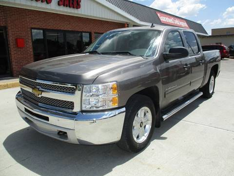 2013 Chevrolet Silverado 1500 for sale in Valley Center, KS