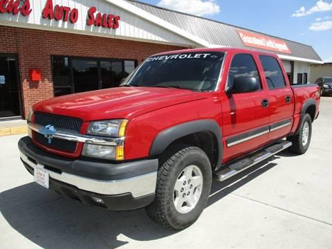 2004 Chevrolet Silverado 1500 for sale in Valley Center, KS