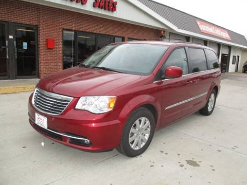2014 Chrysler Town and Country for sale in Valley Center, KS