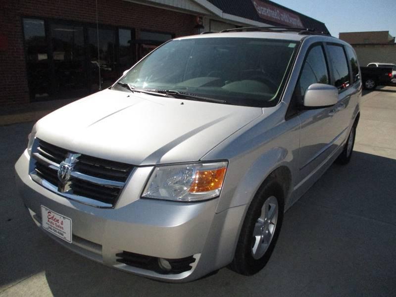 2010 Dodge Grand Caravan for sale at Eden's Auto Sales in Valley Center KS